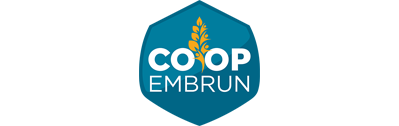 Logo for La Co-operative Agricole d'Embrun Limitee