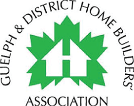 Logo for Guelph and District Home Builders Association
