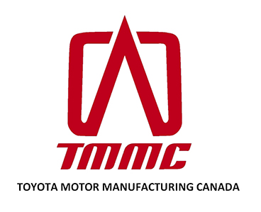 Logo for Toyota Motor Manufacturing Canada
